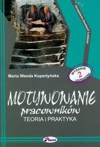 Okładka książki Motywowanie pracowników