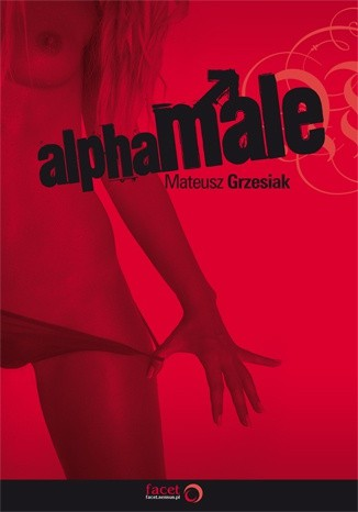Okładka książki AlphaMale