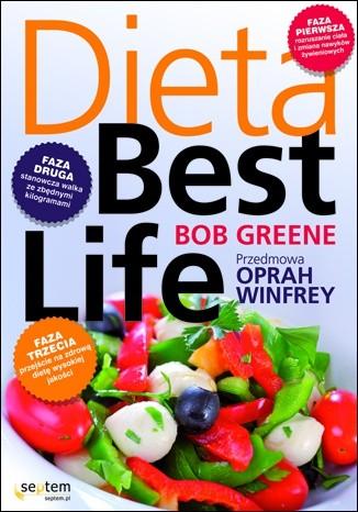 Okładka książki Najlepsza dieta życia
