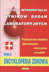 Okładka książki Analiza i interpretacja wyników badań laboratoryjnych