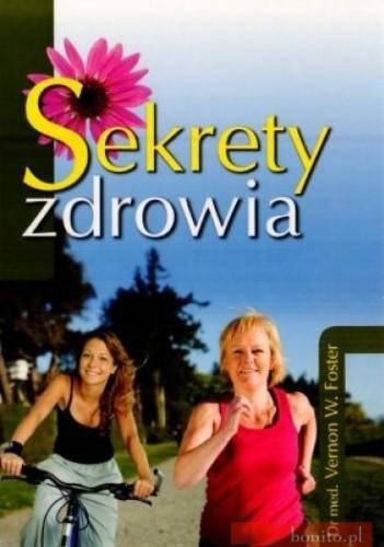 Okładka książki Sekrety zdrowia
