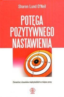 Okładka książki Potęga Pozytywnego Nastawienia