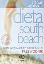 Okładka książki Dieta South beach. Przewodnik
