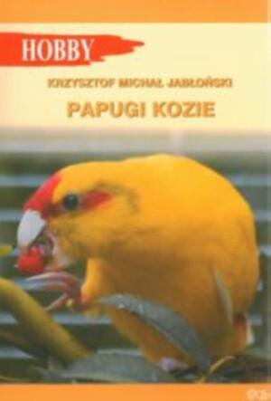 Okładka książki Papugi kozie
