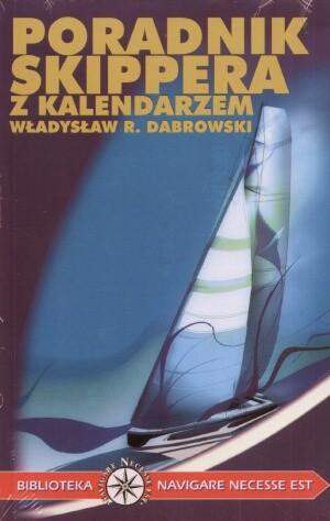Okładka książki Poradnik Skippera z kalendarzem