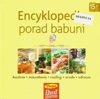 Okładka książki Encyklopedia porad babuni