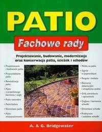 Okładka książki Patio Fachowe rady