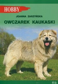 Okładka książki Owczarek kaukaski
