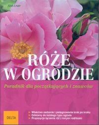 Okładka książki Róże w ogrodzie