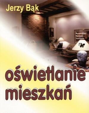 Okładka książki Oświetlanie mieszkań