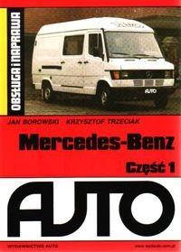Okładka książki Mercedes-Benz