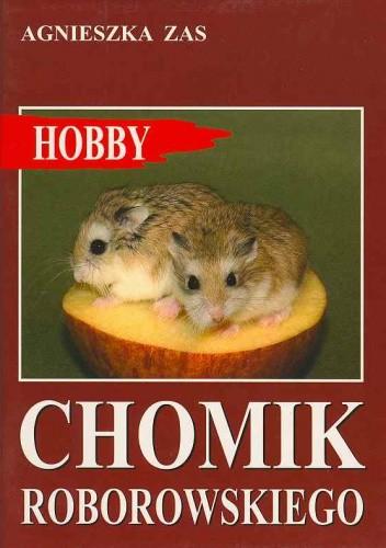 Okładka książki Chomik Roborowskiego
