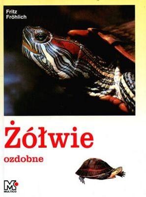 Okładka książki Żółwie ozdobne