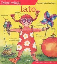 Okładka książki Dzieci witają lato