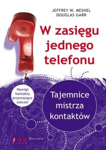 Okładka książki W zasięgu jednego telefonu
