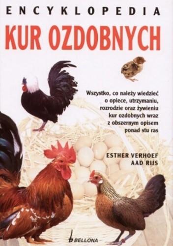 Okładka książki Encyklopedia kur ozdobnych
