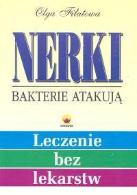 Okładka książki Nerki. Bakterie atakują