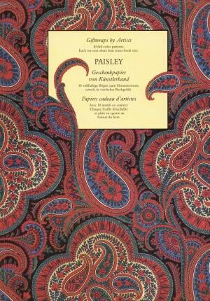 Okładka książki Paisley
