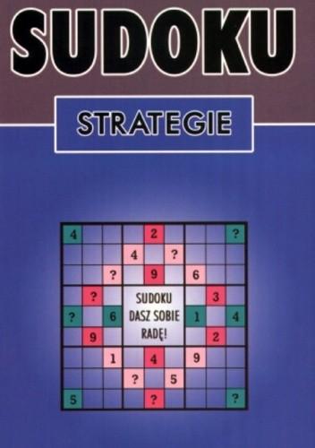 Okładka książki Sudoku. Strategie