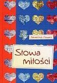 Okładka książki Słowa miłości