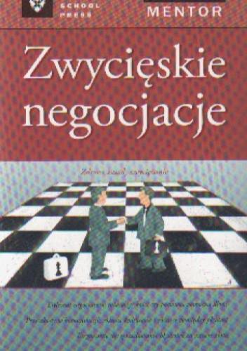 Okładka książki Zwycięskie negocjacje