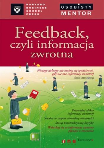 Okładka książki Feedback czyli informacja zwrotna
