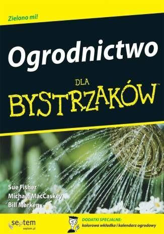 Okładka książki Ogrodnictwo dla bystrzaków