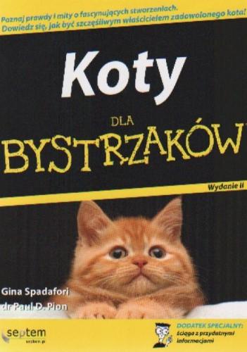 Okładka książki Koty dla bystrzaków. Wydanie II