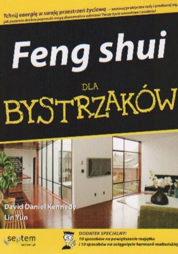 Okładka książki Feng shui dla bystrzaków