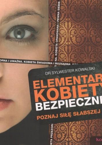 Okładka książki Elementarz kobiety bezpiecznej