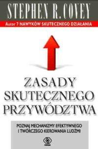 Okładka książki Zasady skutecznego przywództwa