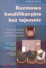 Okładka książki Rozmowa kwalifikacyjna bez tajemnic