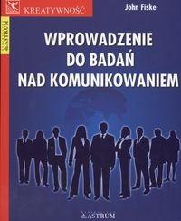 Okładka książki Wprowadzenie do badań nad komunikowaniem