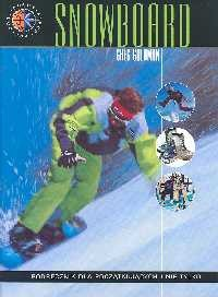 Okładka książki Snowboard-Poradnik dla początkujących i nie tylko
