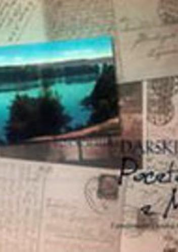Okładka książki Pocztówki z Mazur