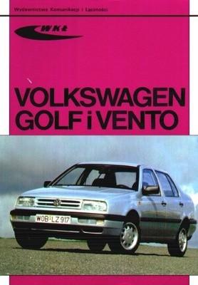 Okładka książki Volkswagen Golf i Vento