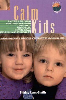 Okładka książki Calm Kids