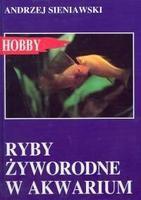 Okładka książki Ryby żyworodne w akwarium