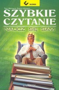 Okładka książki Szybkie czytanie Naucz sie sam