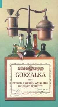 Okładka książki Gorzałka