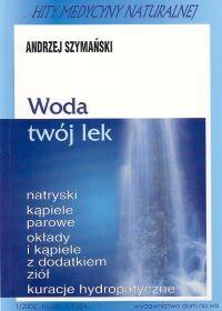 Okładka książki Woda twój lek