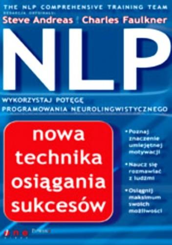 Okładka książki NLP. Nowa technika osiągania sukcesów