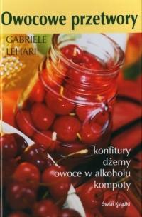 Okładka książki Owocowe przetwory
