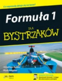 Okładka książki Formuła 1
