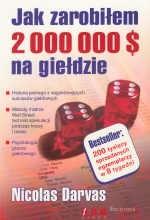 Okładka książki Jak zarobiłem 2000000 $ na giełdzie