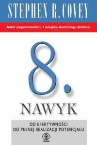 Okładka książki Ósmy nawyk