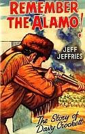 Okładka książki Remember the Alamo!