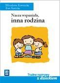 Okładka książki Nasza wspaniała, inna rodzina