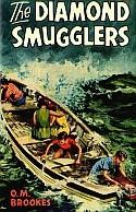 Okładka książki The Diamond Smugglers