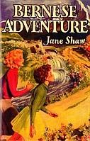 Okładka książki Bernese Adventure